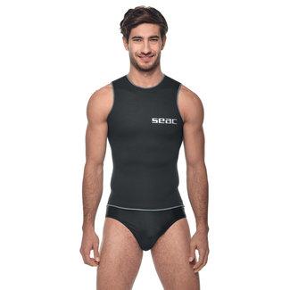 Seac Short Vest 2.5mm Male