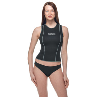 Seac Short Vest 2.5mm Dames