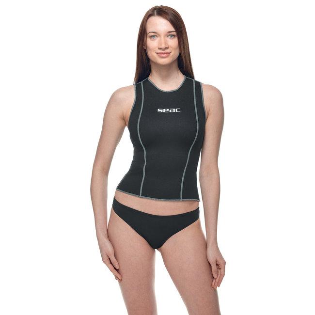 Seac Short Vest 2.5mm Female