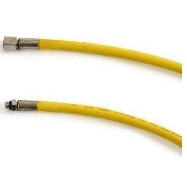 Rydec Middendruk slang rubber geel