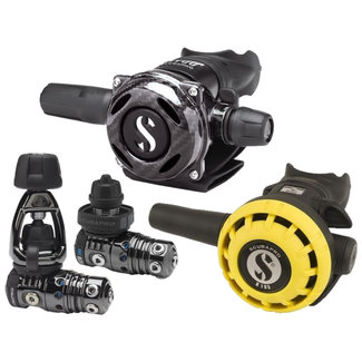 Scubapro MK25 Evo A700 Carbon R195 Set