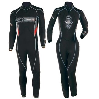 Beuchat Focea-comfort-4  7mm Full suit Female Size XS