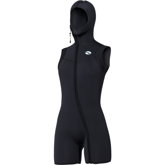 Bare 7mm S-Flex Step in Hooded Vest Female