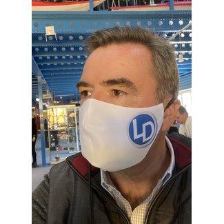 Lucas Corona Protective Face Mask