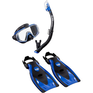 Tusa Visio Tri-Ex Adult Travel Set