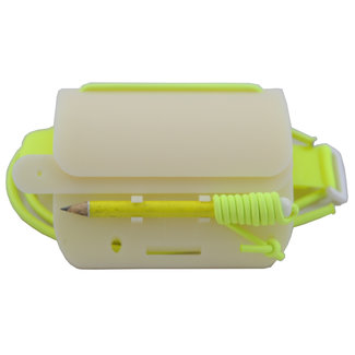 M&M Multi Level 3 arm writing utensil Fluor