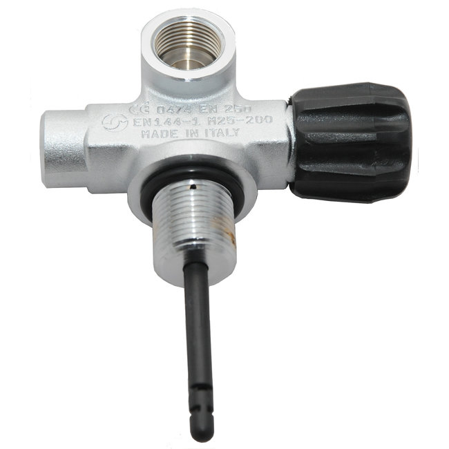 Rydec DIN valve right side expandable