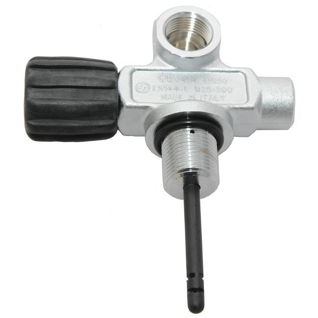 Rydec DIN valve left side expandable
