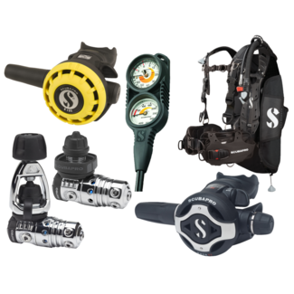 Scubapro Hydros S620Ti Set Male
