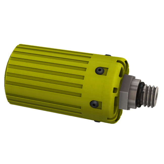 Shearwater Perdix AI / Teric Transmitter Yellow
