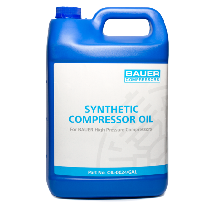 Bauer Compressors Synthetic Oil 1 Litre