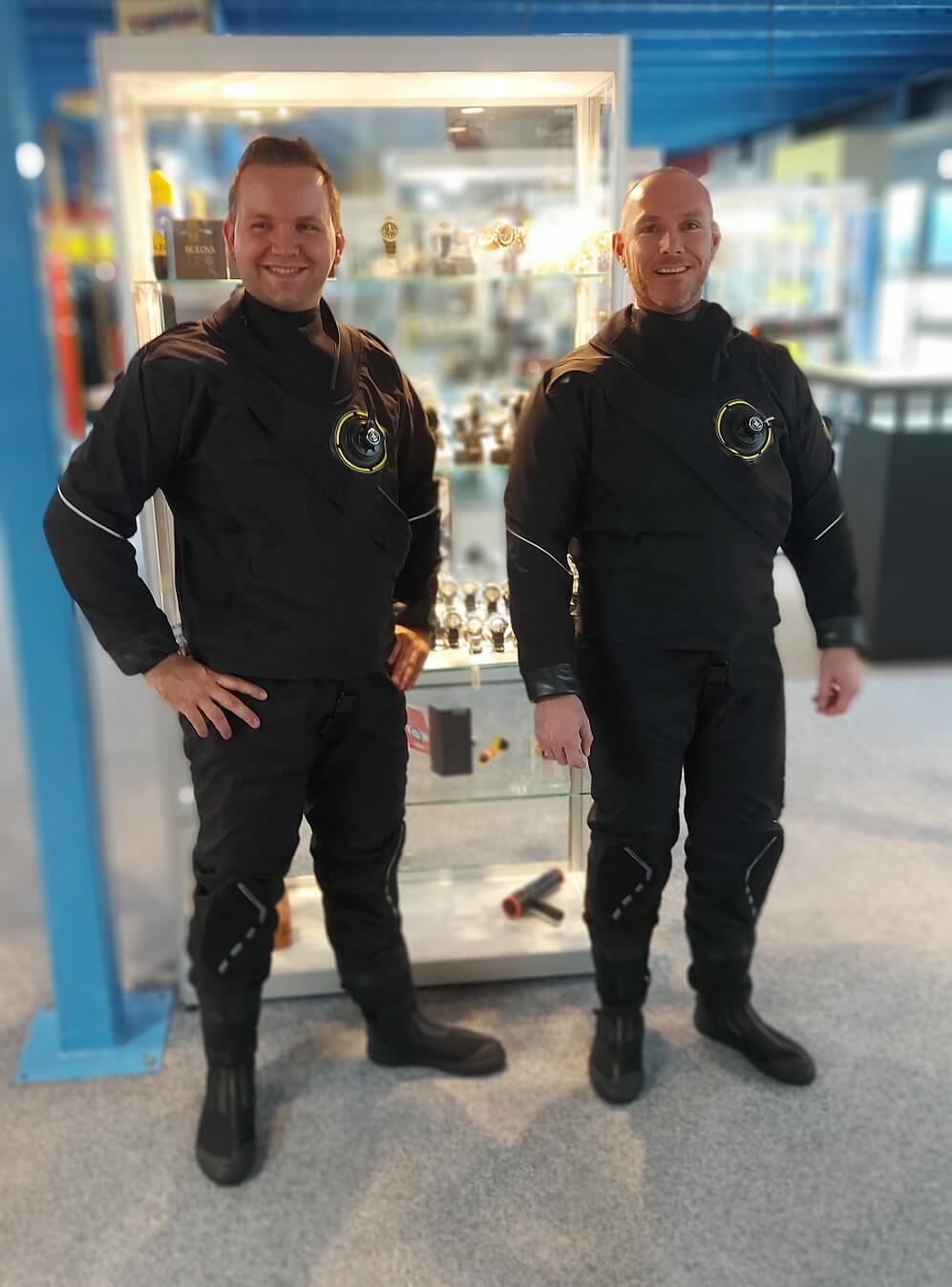 New: Camaro dry suits