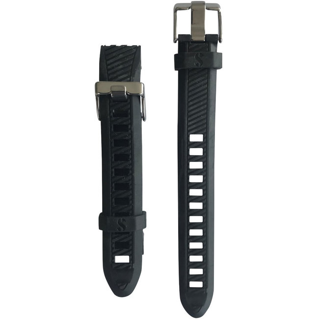 Scubapro A1 / A2 Rubber Strap Black