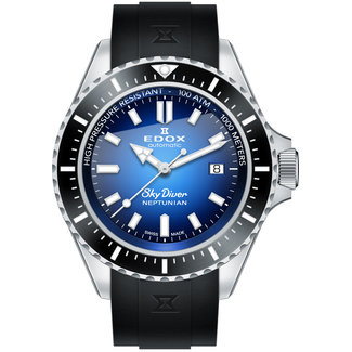Edox Skydiver Neptunian Automatic 80120 3NCA BUIDN