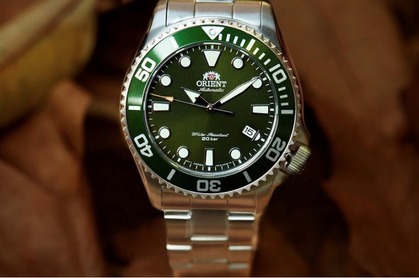 Orient dive watches