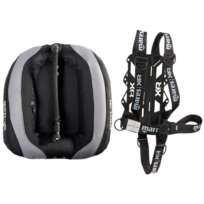 Mares XR Heavy Light Twin Set Complete