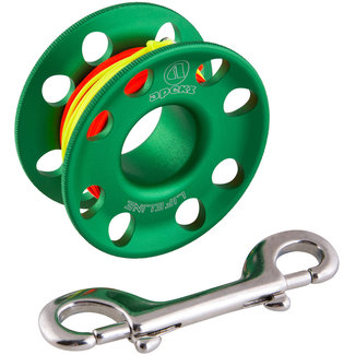 Apeks Spools Green 30 metres