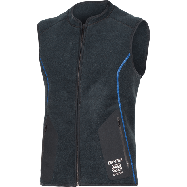 Bare SB SYSTEM MID LAYER VEST - Heren