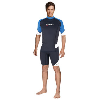Mares Rash Guard Short Sleeve Male