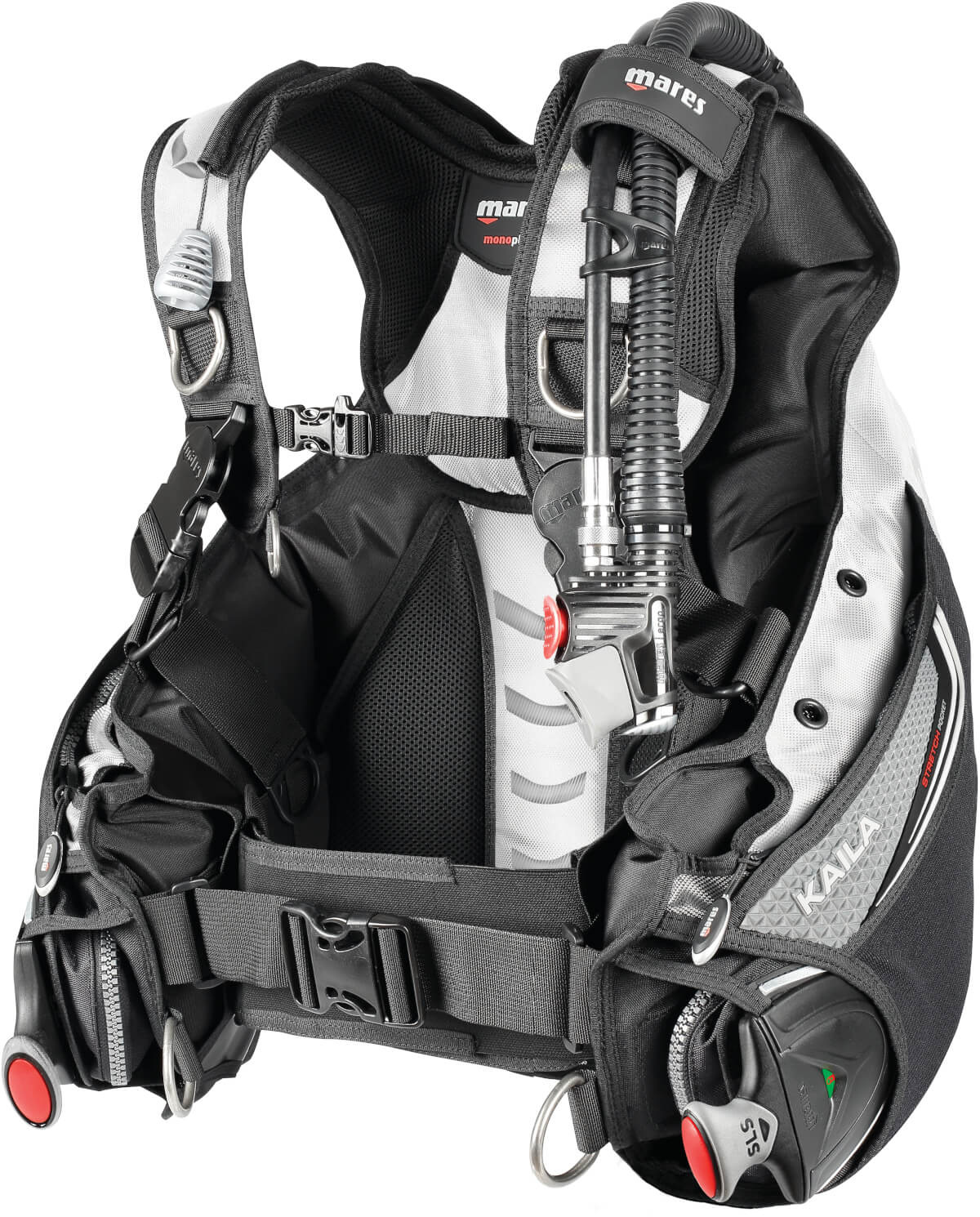 Mares Dry Bag Size Choice