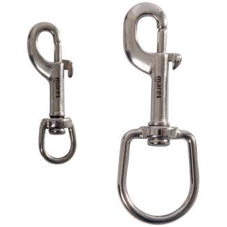Mares XR Musketon Met Ring