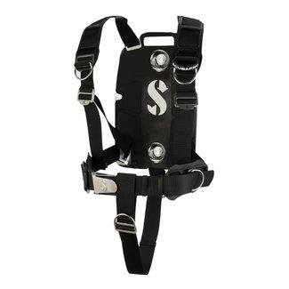 Scubapro S-Tek Pro Harness with Backplate