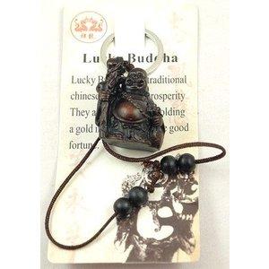 Sleutelhanger reizende boeddha
