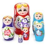 Matroesjka - Russische poppen