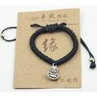 Armbandje met boeddha bedeltje