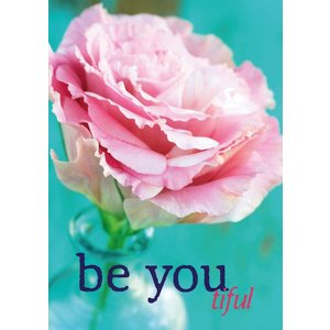 Kaart 'Be you tiful'