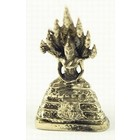 Boeddha beeldje met slangenkroon