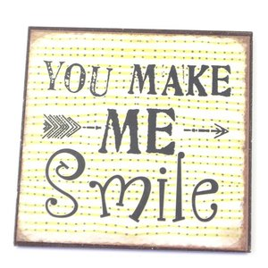 Magneet - You make me smile