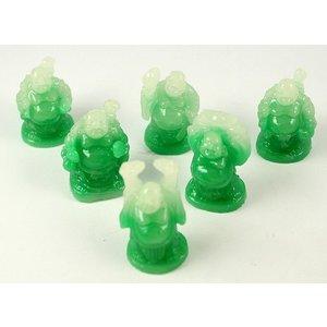 Mini boeddha jade