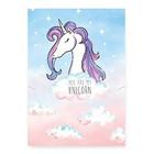Kaart You are my unicorn