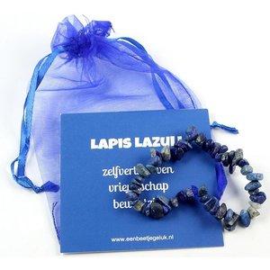 Spitarmband Lapis Lazuli