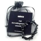 Splitarmband onyx