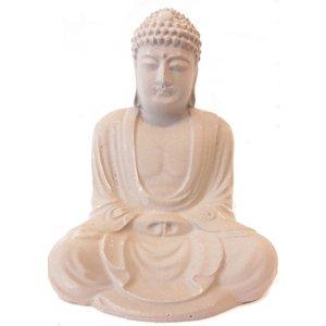 Grijze Japanse boeddha