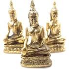Thaise mediterende mini boeddha