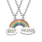 Regenboog vriendschapskettingen