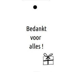 Label tag 'Bedankt voor alles' | eenbeetjegeluk.nl