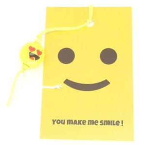 You Make Me Smile | eenbeetjegeluk.nl