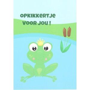 Kaart 'Opkikkertje voor jou' | eenbeetjegeluk.nl