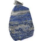 Lapis Lazuli hanger ruw