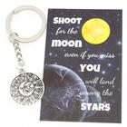 Sleutelhanger Zon Maan en horoscopen