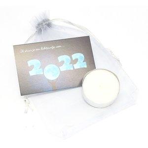 Ik stuur je een lichtpuntje voor 2022 | eenbeetjegeluk.nl