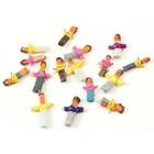 Zorgenpoppetje s of worry dolls 1, 5 cm uit Guatemala