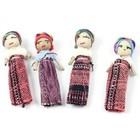 Grote worry doll 5 cm