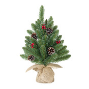 MiCa 1015797 Creston Christmas tree Berry