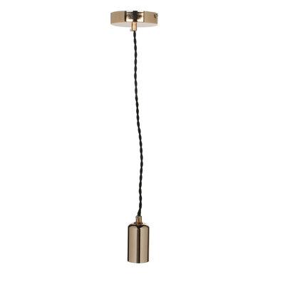 MiCa 1020476 Lamp cord gold