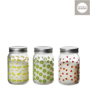 MiCa 1024448 Candle 3 assorted